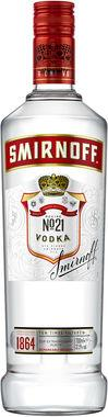 Smirnoff Red Label Vodka 70cl