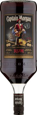 Captain Morgan Original Dark Rum 1.5lt
