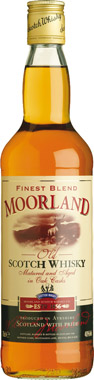 Moorland Whisky 70cl