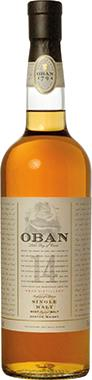 Oban 14 Years Old Single Malt Scotch Whisky 70cl