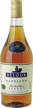 Delour Napoleon Brandy 70cl