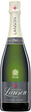 Lanson Black Label Brut NV 75cl