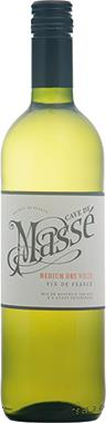 Cave de Massé Colombard-Ugni Blanc Medium Dry White, Vin de France