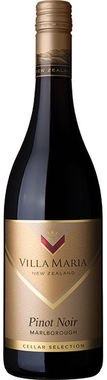 Villa Maria Cellar Selection Pinot Noir, Marlborough