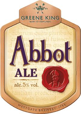 Beer Abbot Ale Cask 9 Gal X 1 Matthew Clark