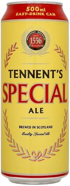 Tennent's Special, can 500 ml x 24