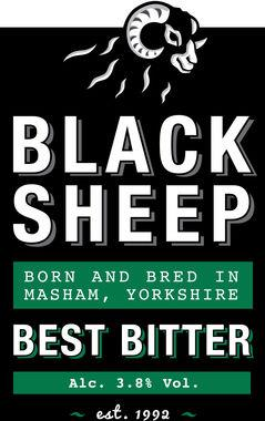 Black Sheep Best Bitter, Cask 9 gal x 1