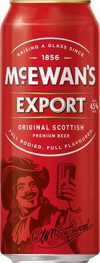 McEwan's Export, can 500 ml x 24