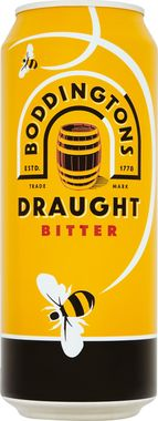 Boddingtons Draught, can