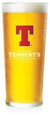 Tennent's Lager, keg 11 gal x 1