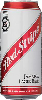 Red Stripe, can 440 ml x 24