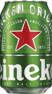 Heineken, Can