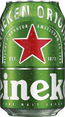 Heineken, Can 330 ml x 24
