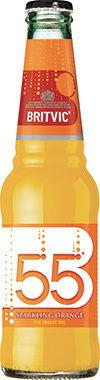Britvic 55 Orange, NRB 275 ml x 24