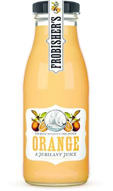 Martin Frobisher's Orange Juice, NRB 25 cl x 24