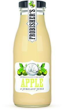 Martin Frobisher's Apple Juice, NRB 25 cl x 24