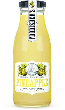 Martin Frobisher's Pineapple Juice, NRB 25 cl x 24