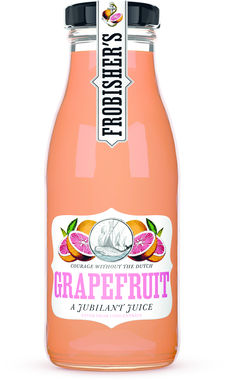Frobishers Grapefruit, NRB 25 cl x 24