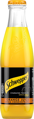 Schweppes Orange Juice, NRB