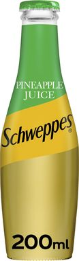 Schweppes Pineapple, NRB 200 ml x 24