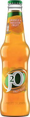 J2O Orange & Passion Fruit, NRB 275 ml x 24