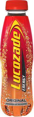 Lucozade Original, PET 380 ml x 24