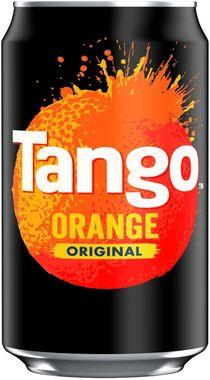 Tango Orange, can 330 ml x 24