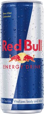 Red Bull Energy Drink, Can