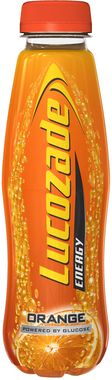 Lucozade Orange, PET 380 ml x 24