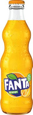 Fanta Orange, NRB 330 ml x 24