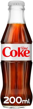 Diet Coke, NRB 200 ml x 24