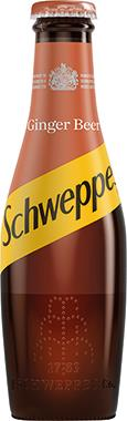 Schweppes Ginger Beer, NRB 200 ml x 24