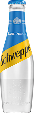 Schweppes Lemonade, NRB 200 ml x 24