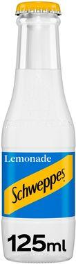 Schweppes Lemonade, NRB 125 ml x 24
