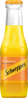 Schweppes Orange Juice, NRB 125 ml x 24