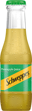Schweppes Pineapple, NRB 125 ml x 24