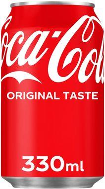 Coca Cola, Can 330 ml x 24