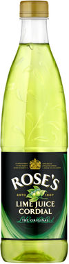 Rose's Lime Cordial, PET