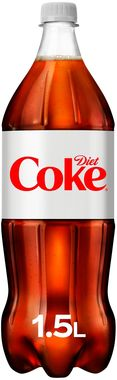 Diet Coke, PET 1.5 lt x 12