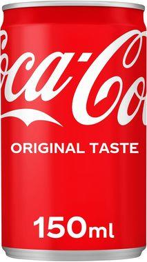 Coca Cola, Travel Pack can 150 ml x 24