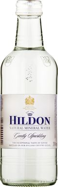 Hildon Gently Sparkling Natural Mineral Water, NRB