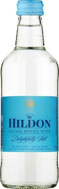 Hildon Still Natural Mineral Water, NRB 330 ml x 24