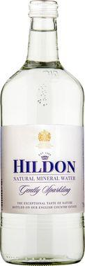Hildon Gently Sparkling Natural Mineral Water, NRB 75 cl x 12