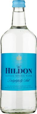 Hildon Still Natural Mineral Water, NRB 75 cl x 12