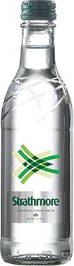 Strathmore Sparkling Water, NRB 330 ml x 24