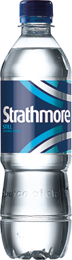 Strathmore Still Water, PET 500 ml x 24