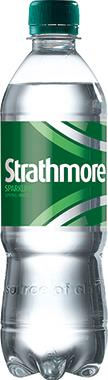 Strathmore Sparkling Water, PET 500 ml x 24