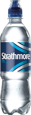 Strathmore Still, Sports Cap PET 500 ml x 24