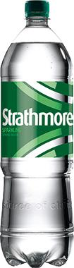 Strathmore Sparkling Water, PET 1.5 lt x 12