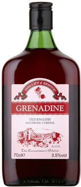 Phillips Grenadine Cordial 70cl